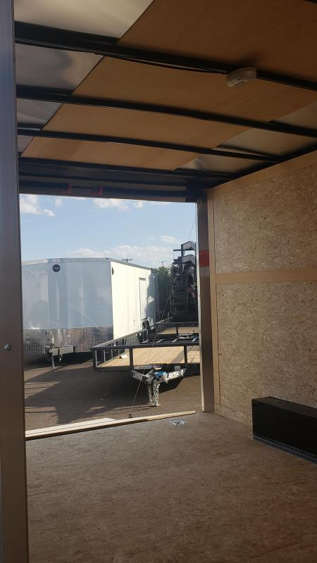 2020 Wells Cargo FT8516T2-D Enclosed Cargo Trailer