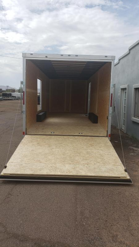 2019 Wells Cargo 24ft Road Force Enclosed Cargo Trailer