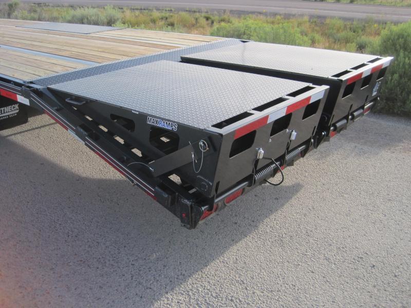 2019 Diamond C Trailers Fmax-210-25-MR Flatbed Trailer