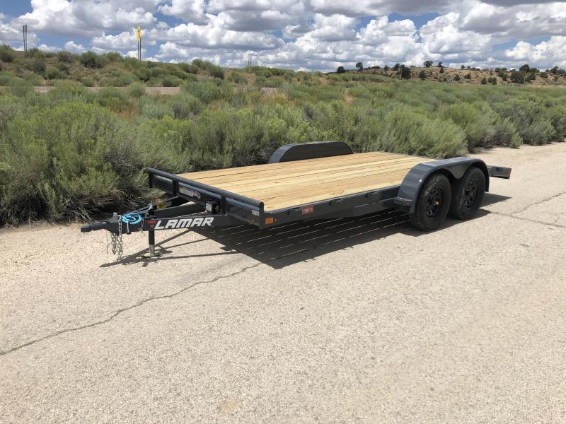 Lamar Trailers CE-3.5-16 Car / Open Car Trailers