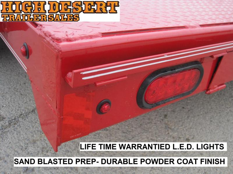 Lamar Car Trailers- Lowest Prices- Free Delivery- High Desert Trailers