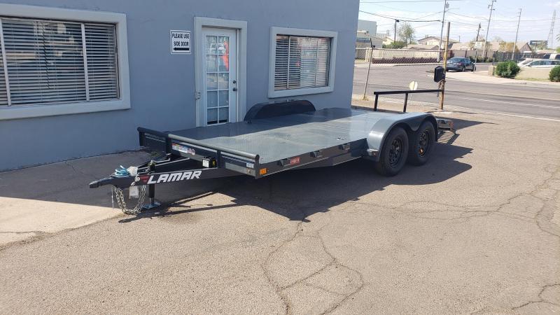 2019 Lamar Trailers CE-3.5k-16 Car / Racing Trailer