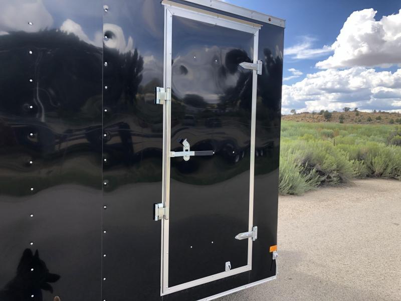 2019 Wells Cargo 8.5x16ft Fast Trac Enclosed Cargo Trailer