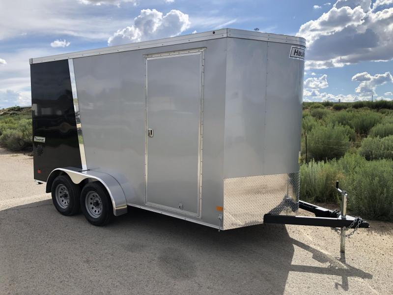 2019 Haulmark 7x14ft Transport Enclosed Cargo Trailer