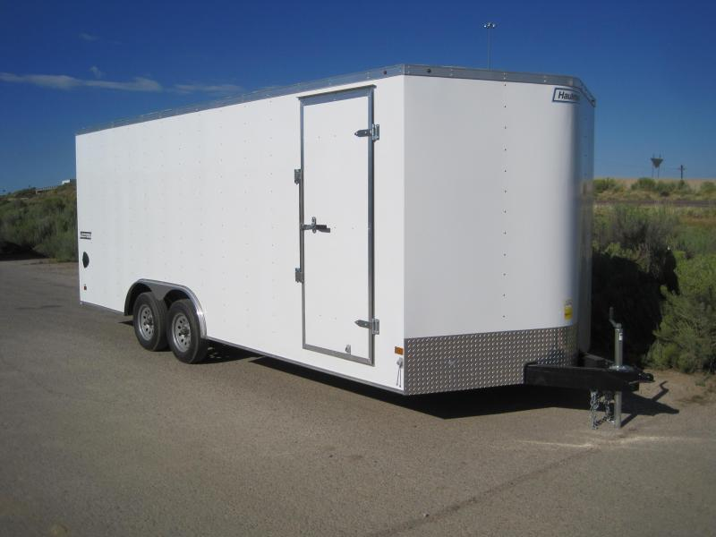 2019 Haulmark 8.5x20ft passport Enclosed Cargo Trailer