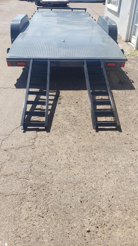 2019 Lamar Trailers CE-3.5k-20 Steel Deck Car / Open Car Trailers