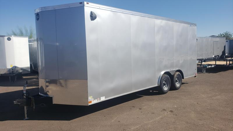 2020 Wells Cargo RFV8520T3 Enclosed Cargo Trailer / car racing trailer
