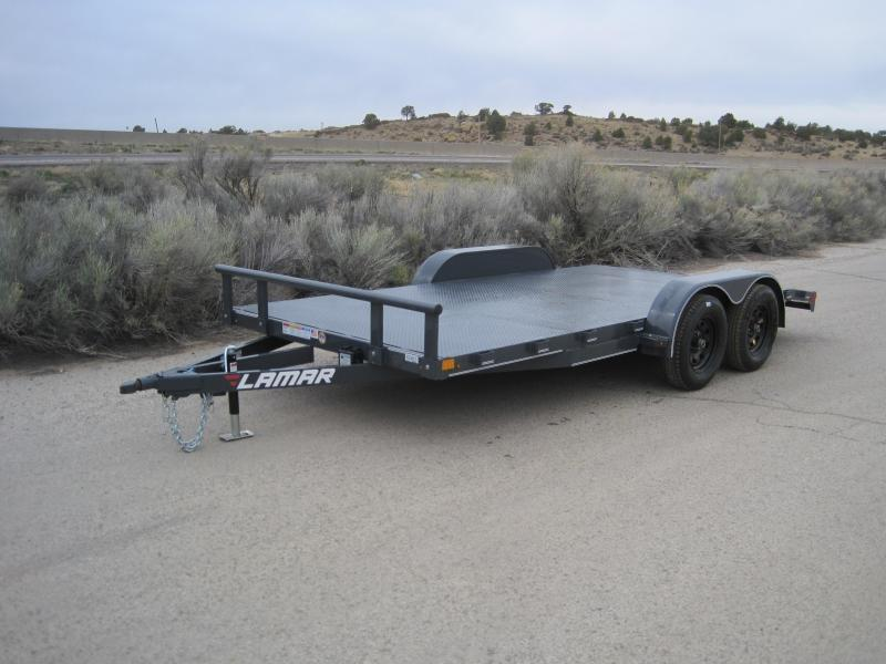 2020 Lamar Trailers CE-3.5k-20 Steel Deck Car / Racing Trailer