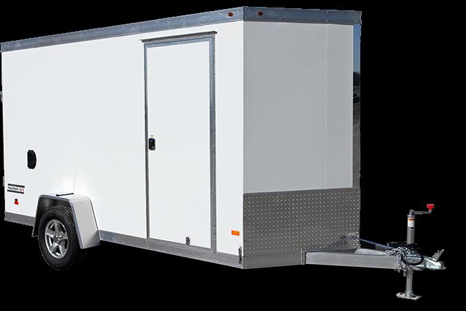 2018 Haulmark HAUV6X12DS Enclosed Cargo Trailer