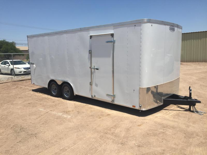 2018 Cargo Express EX85x20TE2 Car / Racing Trailer