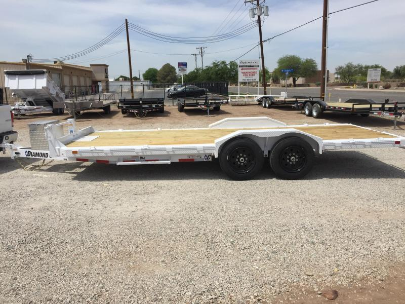 2020 Diamond C Trailers EQT 18X102 Equipment Trailer