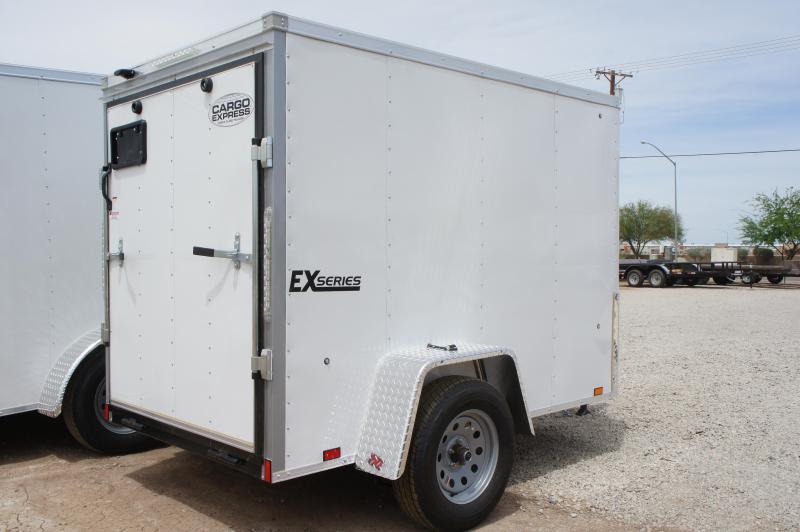 2017 Cargo Express EX5X8SI2 Enclosed Cargo Trailer