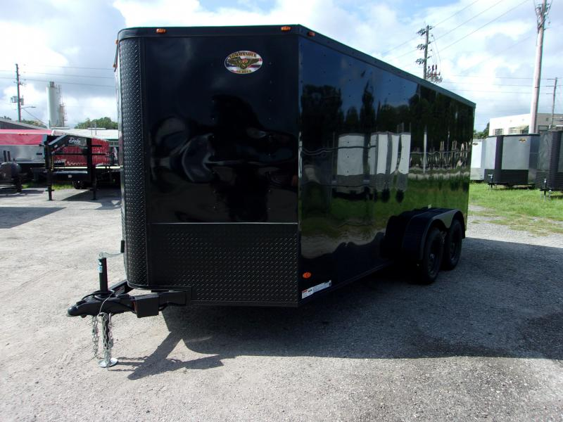 2019 7 X16 Commander Series Cargo Trailer