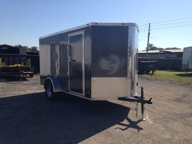 2019 7X12 Commander Series Cargo Trailer