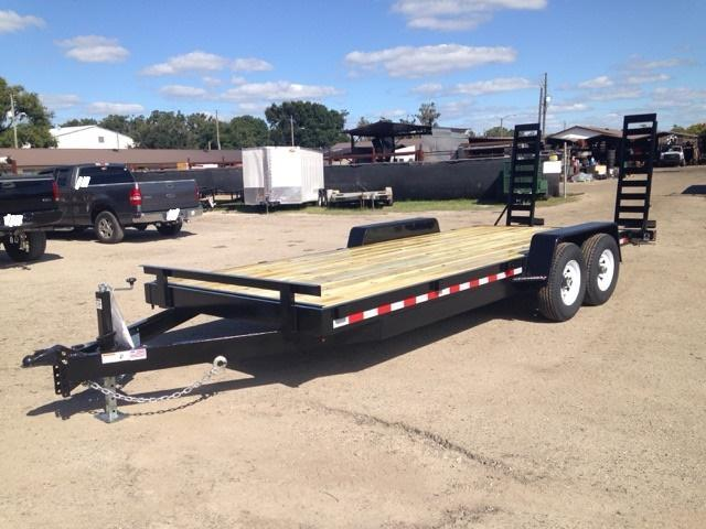 "2019 82""x20' AMP EQUIPMENT TRAILER"