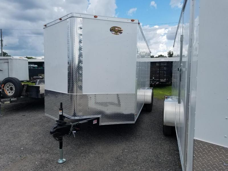 2017 7 X 16 Enclosed Cargo Trailer (Commander Series)