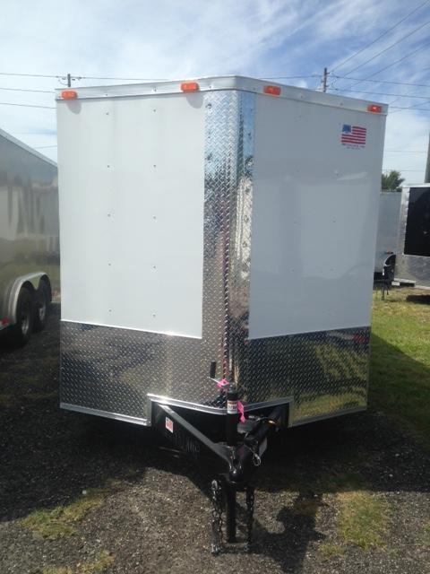 2019 7X16 Enclosed Cargo Trailer (Commander Series)