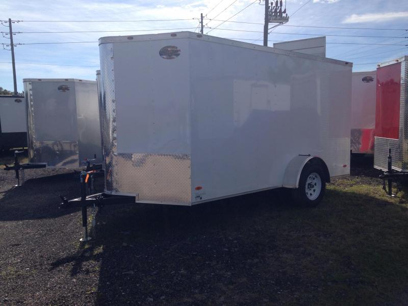2019 7X16 Commander Series Cargo Trailer