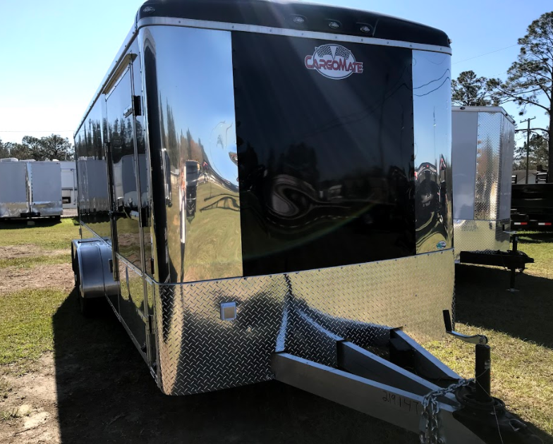 2018 Cargo Mate 7x20TA Other Trailer