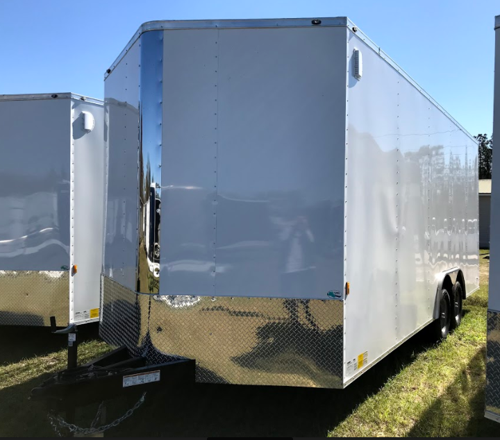 2018 Continental Cargo 8.5x20TA Enclosed Cargo Trailer