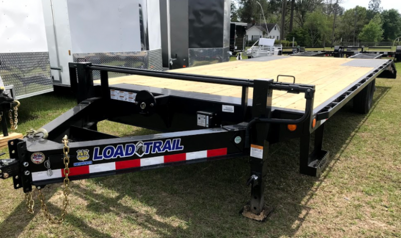 "2018 Load Trail 102""x24' Equipment Hauler Trailer"