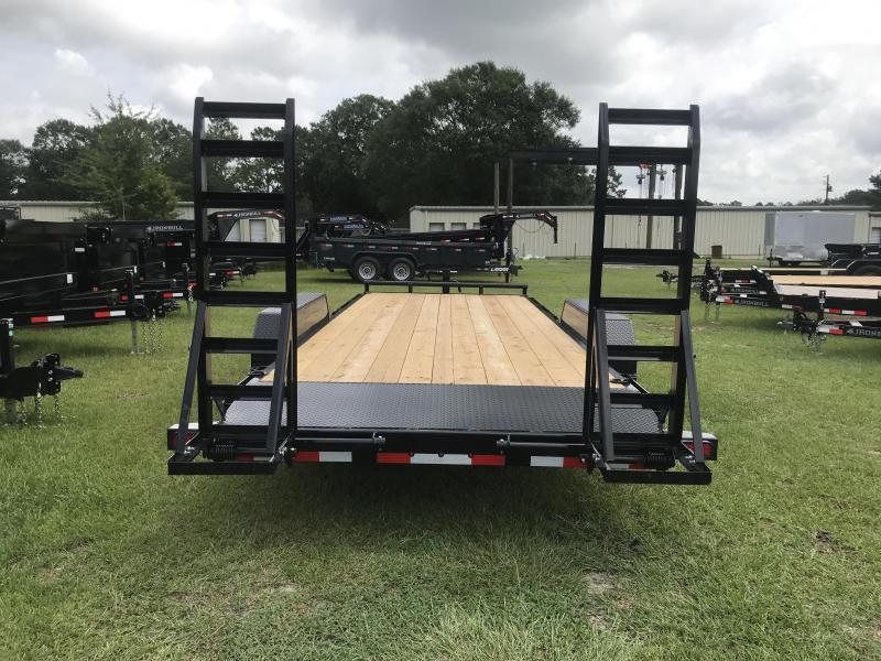 2018 Lamar Trailers 83x20 EH Equipment Trailer