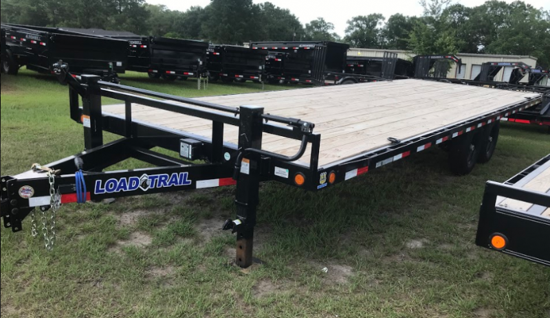 2018 Load Trail 102x24 Deck Over Equipment Trailer