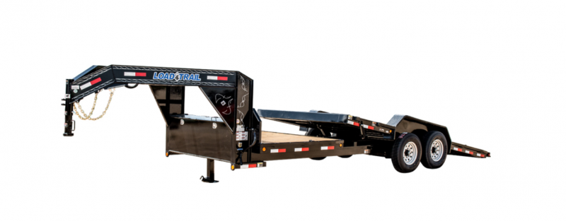 2018 Load Trail 81x24 Gooseneck Tilt Trailer