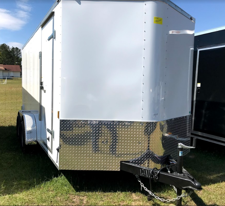 2018 Continental Cargo 7x14TA Enclosed Cargo Trailer