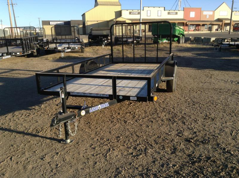 Load Trail Single Axle Utility Trailers (PRICES LISTED IN DESCRIPTION)