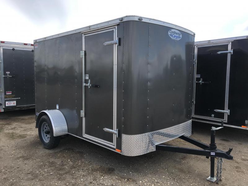 2019 Continental Cargo 6 x 10 w/ Ramp