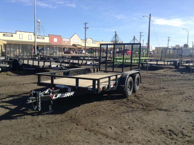 TANDEM AXLE UTILITY TRAILERS (PRICES LISTED IN DESCRIPTION)