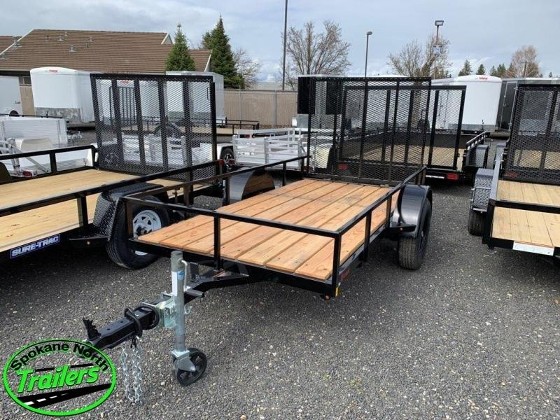 2019 Criterion 5x10 Utility Trailer