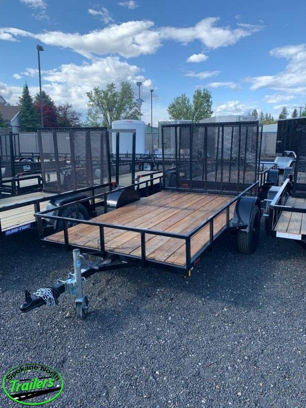 2019 Criterion 6x10 Utility Trailer