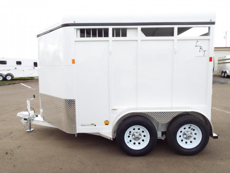 2016 Fabform Vision LBT - 2 Horse Steel - w/ Swinging Tack Wall Horse Trailer - REDUCED $200