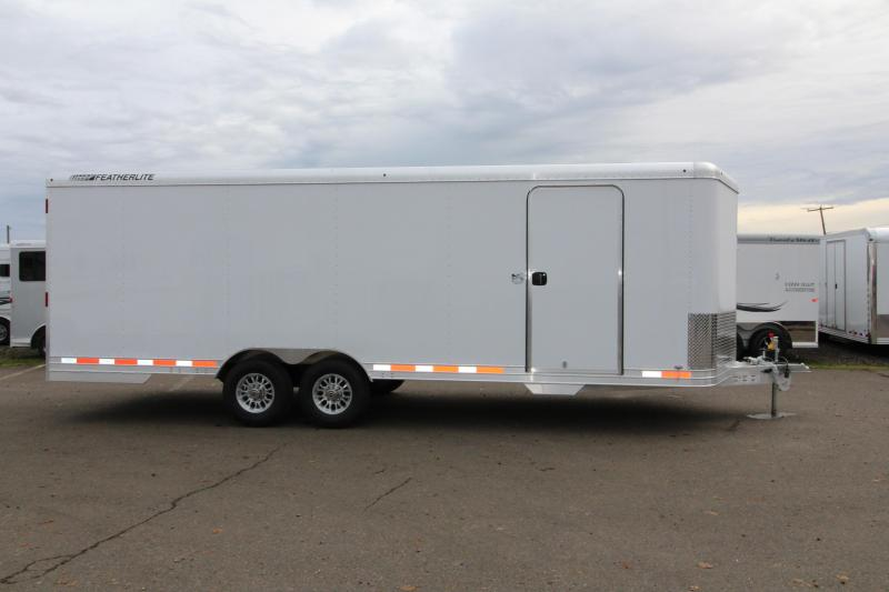 2018 Featherlite 4926 - 24' Enclosed Car Trailer- All Aluminum REDUCED $310