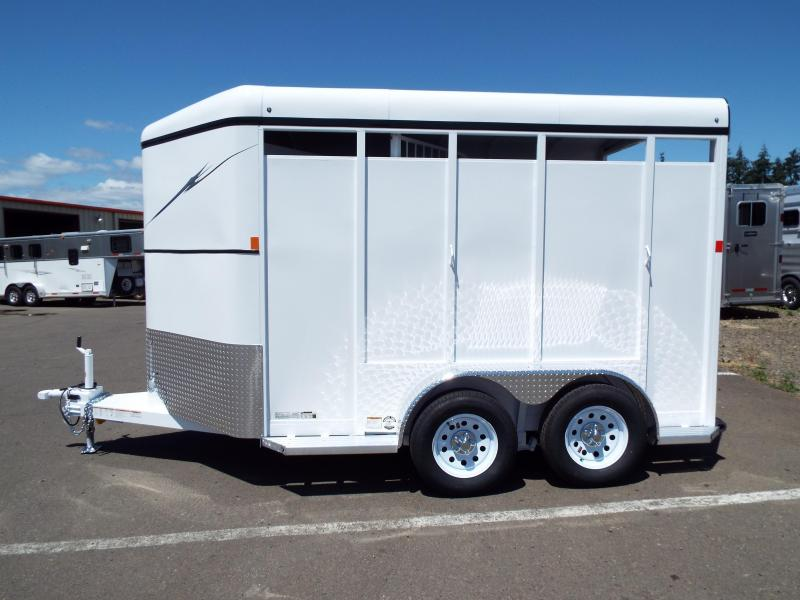 2016 Fabform Vision 2 Horse Trailer - Fully Enclosed Tack Room! Galvanized Steel Construction