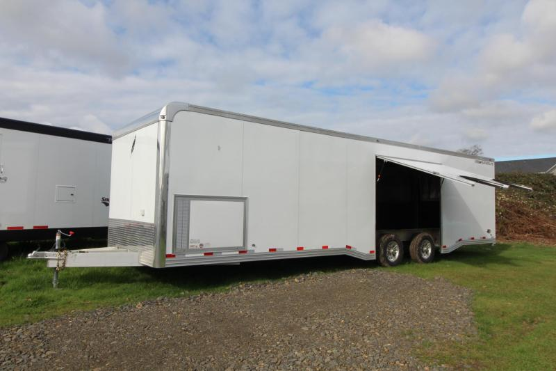 2018 Featherlite 4930 - 32 ft. Car / Racing Trailer *** LOTS OF UPGRADES ***