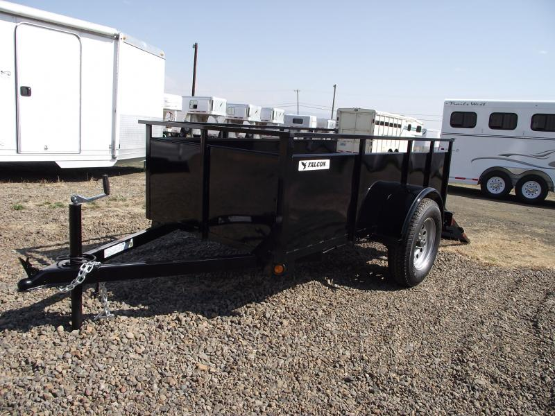 4x8 Single Axle Falcon Utility - AVAILABLE ON ORDER