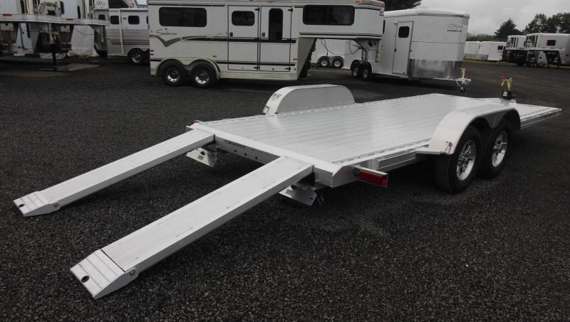2020 Featherlite 3182 - 18ft Car / Racing Trailer All Aluminum