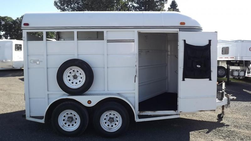 1999 Thuro-Bilt 2 Horse Trailer