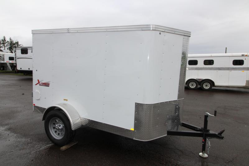 2019 Mirage Trailers Xpress 5x8 SA Utility Trailer