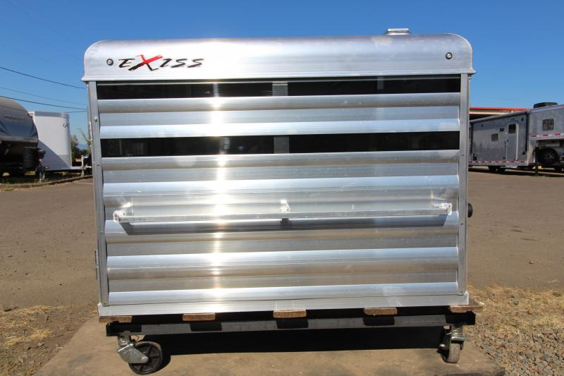 "2018 Exiss Trailers Stock Box 6x4x3'6"" Truck Box"
