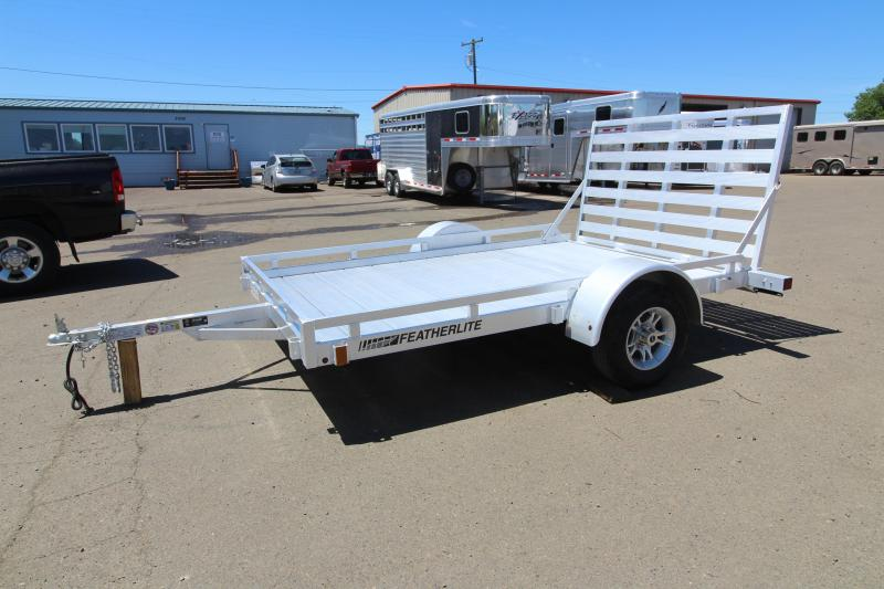 2019 Featherlite 1693 - 10 ft Utility Trailer - PRICE REDUCED