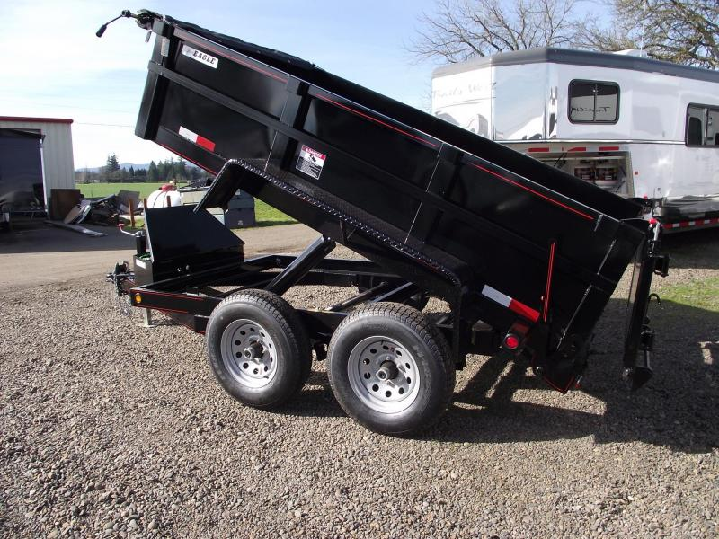 Eagle Tandem Axle Dump Truck For Sale In Copenhagen New York