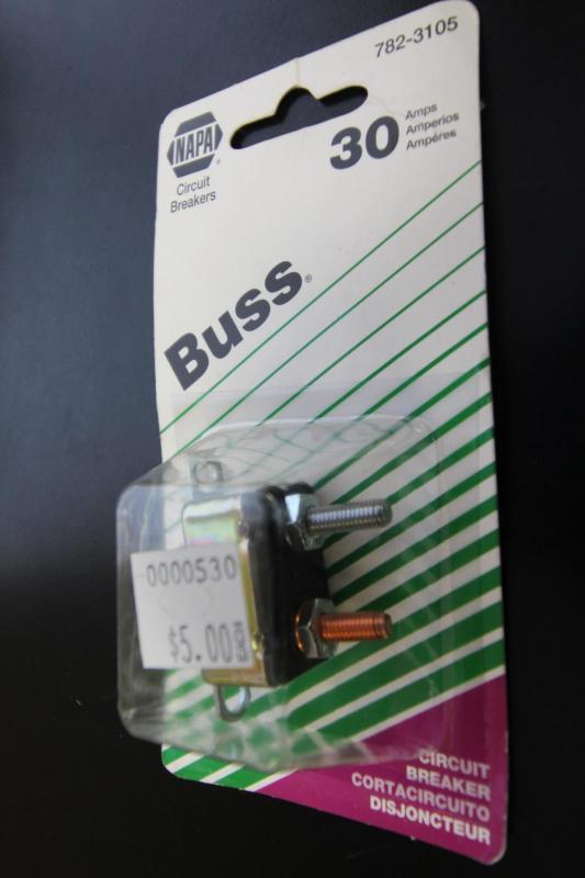Circuit Breaker - 30 Amps