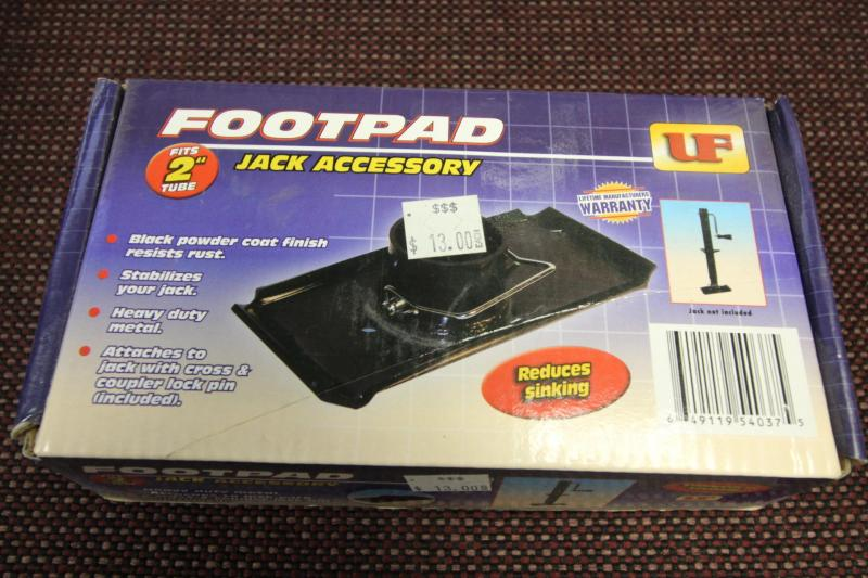 Foot Pad Jack Accessory