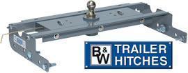 B & W Gooseneck Hitches & Install