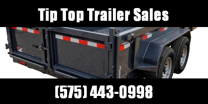 2019 Lamar Trailers Low-Pro Dump (DL) 14K - 21K Dump Trailer