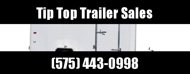 2019 Look Trailers 6X10 ST